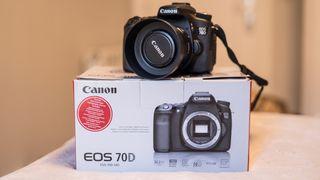 Canon 70D+Accesorios.