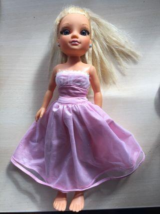 Nancy vestido princesa