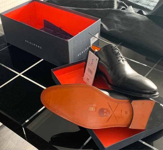 Zapatos scalpers