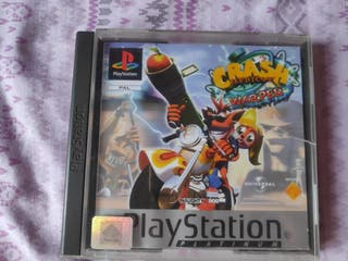 Crash Bandicoot 3 Warped.