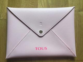 Funda tablet/Ipad Tous. Portadocumentos