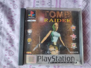 Tom raider ps1