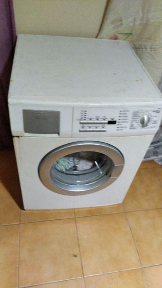 lavadora AEG Electrolux