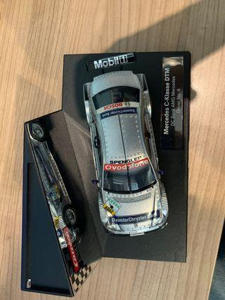 Coche Carrera merced C-Klasse DTM