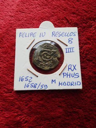 Moneda Española antigua
