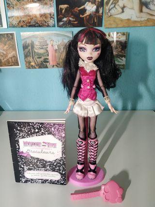Muñeca Draculaura (Monster High)