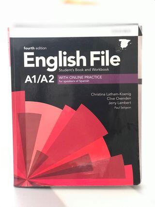 Libro Inglés Escuela Oficial de Idiomas Vigo