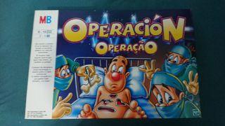 Juego mesa Operación
