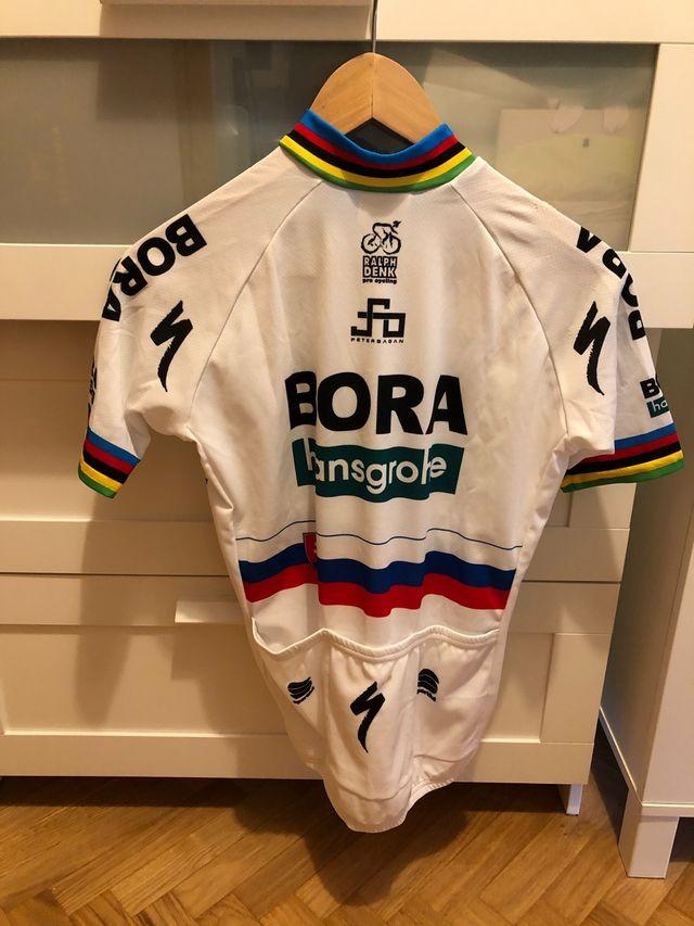 Maillot ciclismo BORA Sportful unisex