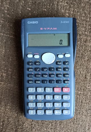 Calculadora Científica.