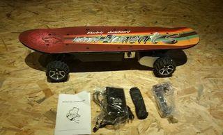 400w Skate electrico longboard monopatín patín