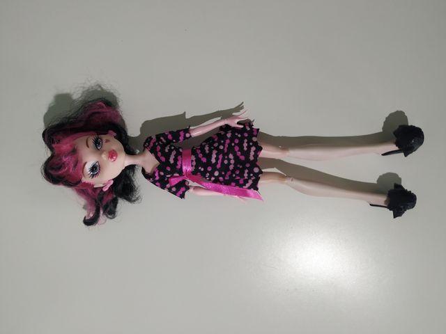 Muñeca Draculaura Baño (Monster High)