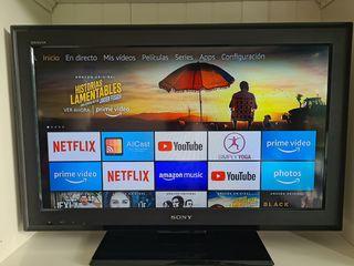 Sony Bravia 32 pulgadas compatible con SmartTV
