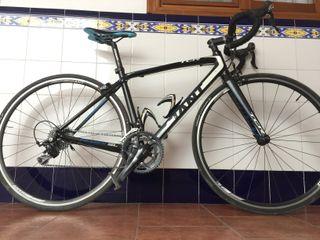 Bicicleta de carretera GIANT TCR (Talla S)