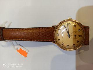 reloj longines hombre oro 18k