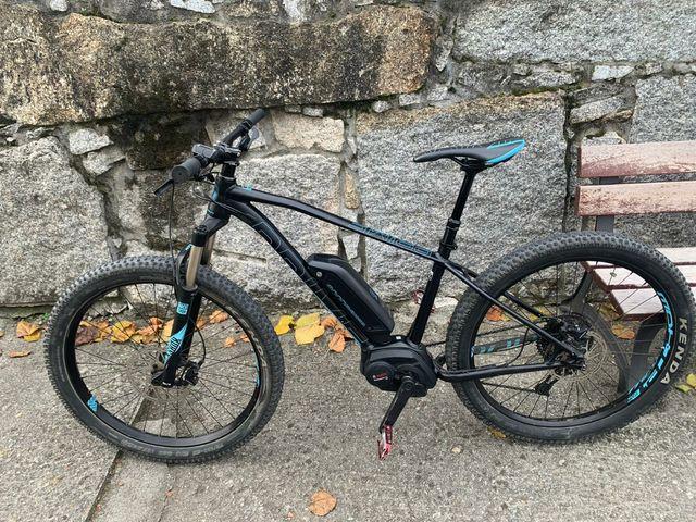 Bicicleta eléctrica Mondraker E-PRIME + 2018