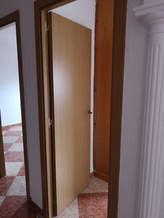 Puertas de hogar
