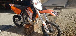 MOTO CROSS NIÑO KTM 65