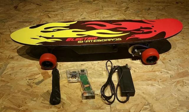 150w Skate electrico longboard DJI monopatín patín
