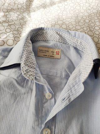 Camisa Zara niño 2-3 años