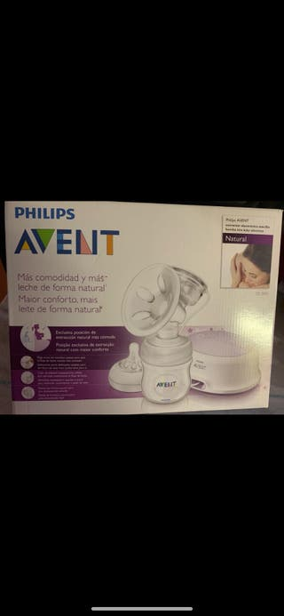 Sacaleche Philips Avent