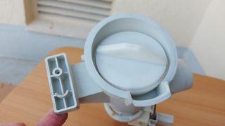 Filtro y bomba desagüe lavadora Miele