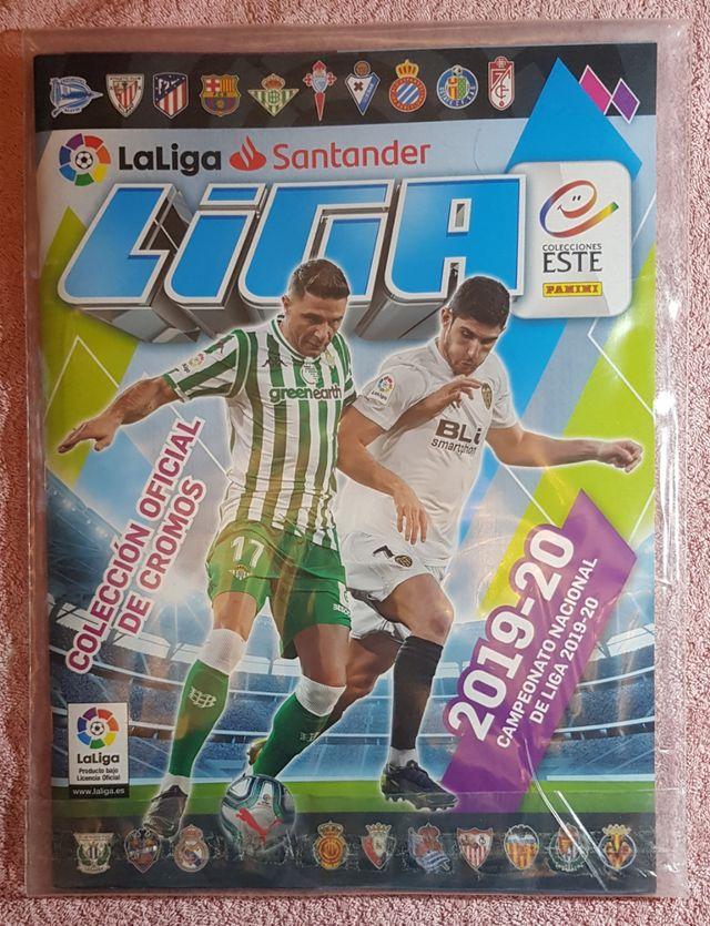 Album cromos la liga 2019-20