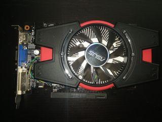 Tarjeta Gráfica ASUS GeForce GTX 650