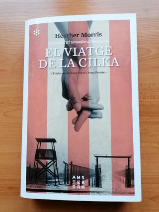 """Libro """"El viatge de la Cilka"""""""