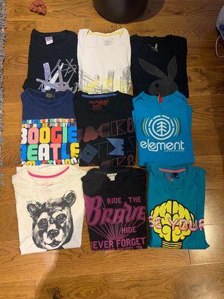 6 shirts x10£