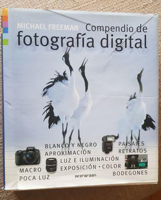 Compendio de fotografía digital de Michael Freeman