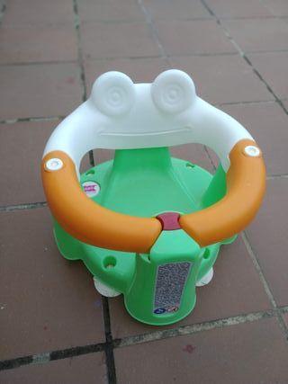 Asiento bañera para bebé Flipper Crab