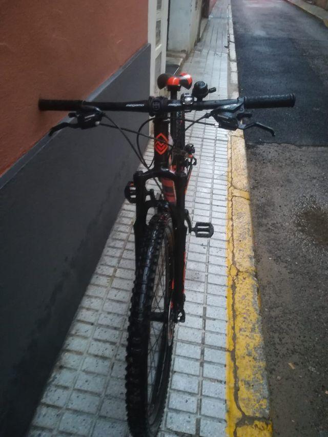 Bicicleta megamo nueva