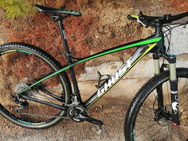 """Ghost Htx Carbono, 29"""""""