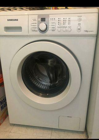 lavadora Samsung wf0700ncw