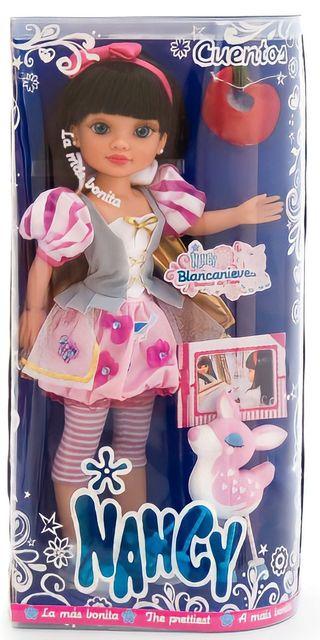 Nancy Famosa Blancanieves modelo antiguo
