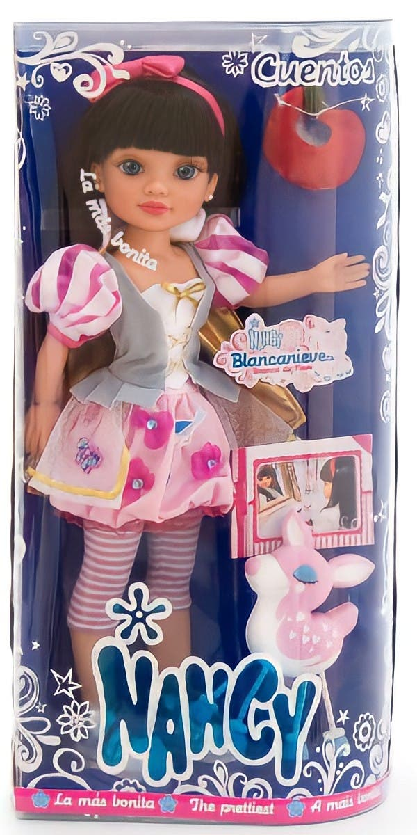OFERTA!!!!Nancy Famosa Blancanieves modelo antiguo