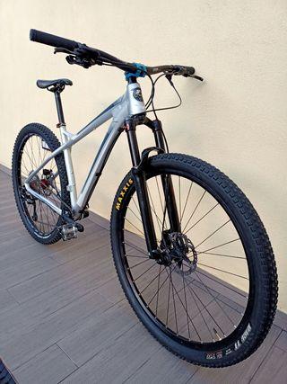 Bici 29 Ghost Sram GX 1x11 horquilla aire bloqueo