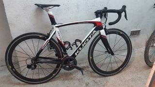 bicicleta de carretera M