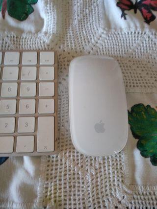 raton y teclado magic appel