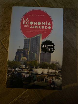 Libro la economía del absurdo
