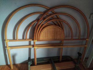 Cabecero cama 90 Bambú.