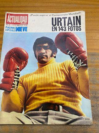Revista actualidad espaola 1972 febrero