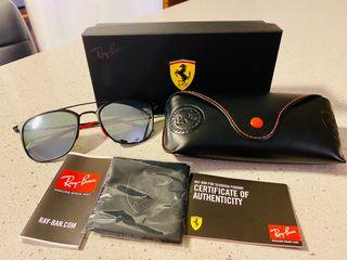 Gafas ray ban colección Ferrari