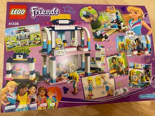 Lego Friends Polideportivo Stephanie.41338