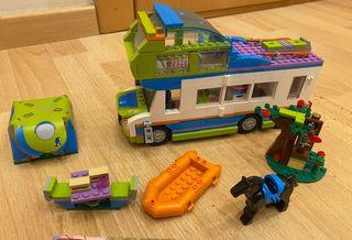 Auto Caravana de Mia Lego Friends