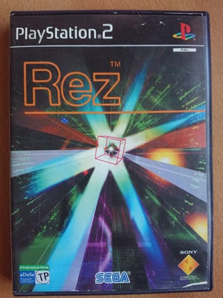 REZ. PS2, promo.