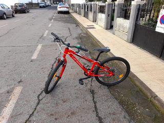 Bicicleta de montaña Obrea MX 24 Dirt
