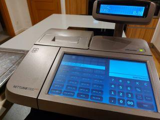 Caja registradora Olivetti Nettuna 7000 int'l