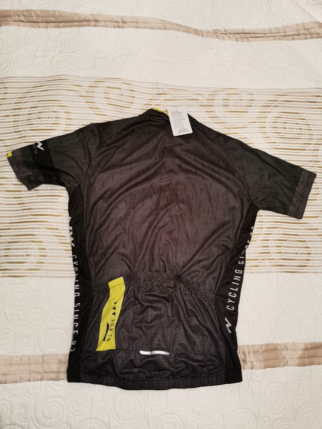Maillot ciclismo